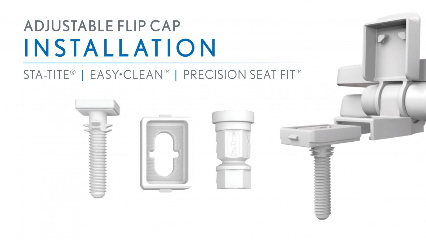 Picture of: Toilet Seat Installation Videos Toiletseats Com